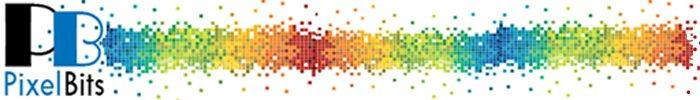 Pixel bits banner 3