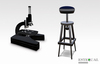 Laboratory Equipment - Lab Essentials: Microscope and Chair Set C/M