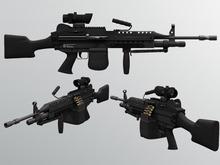 Mk48 Light Machine Gun 1.0.6