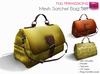 %50SUMMERSALE Full Perm High Detailed Mesh Satchel Bag Set - Fashion Kit