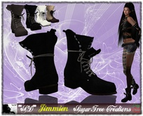 **SD**Jimmien Lady Combat Boots Complete Fatpack Version ( Box )