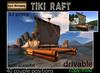 400L OFF!Bee Designs Tiki raft