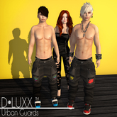 D.Luxx Poses - Urban Guards