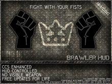 ++CCS Enhanced++ [M E S S E R Co.] Brawler Fighter HUD [CRATE]
