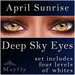 Mayfly - Deep Sky Eyes (April Sunrise)