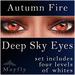 Mayfly - Deep Sky Eyes (Autumn Fire)