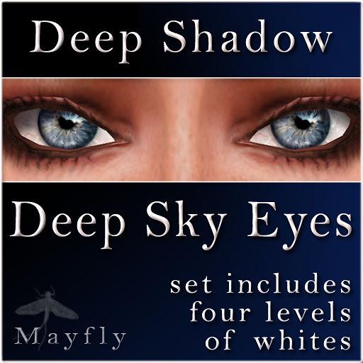 Mayfly - Deep Sky Eyes (Deep Shadow)