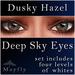 Mayfly - Deep Sky Eyes (Dusky Hazel)