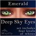 Mayfly - Deep Sky Eyes (Emerald)