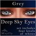 Mayfly - Deep Sky Eyes (Grey)