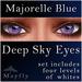 Mayfly - Deep Sky Eyes (Majorelle Blue)