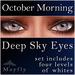 Mayfly - Deep Sky Eyes (October Morning)