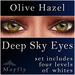 Mayfly - Deep Sky Eyes (Olive Hazel)