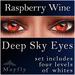 Mayfly - Deep Sky Eyes (Raspberry Wine)