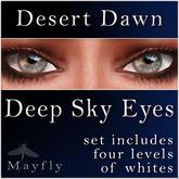 Mayfly - Deep Sky Eyes (Desert Dawn)