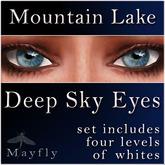 Mayfly - Deep Sky Eyes (Mountain Lake)