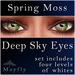 Mayfly - Deep Sky Eyes (Spring Moss)