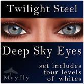 Mayfly - Deep Sky Eyes (Twilight Steel)