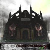 Vampire/Goth Mausoleum