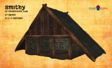Smithy - Medieval - Viking - Rustic - Torvaldsland