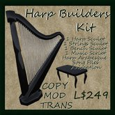 Sound It Out - Harp Builders Kit