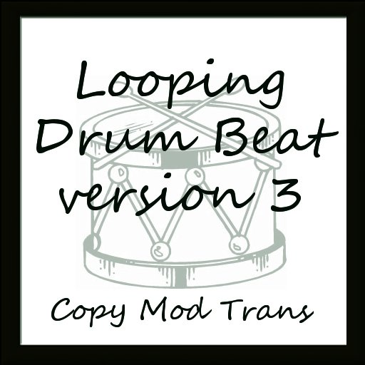Sound It Out - Looping Drum Version 3