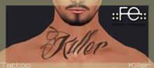 ::Fe:: Killer Tattoo
