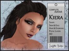 *Soulglitter* Kiera - Complete Avatar (Copy & Mod)