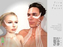 [HANDverk] Fire Face Paint
