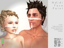 [HANDverk] Ndidi Face Paint