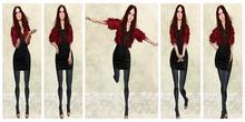.::Y&R::.Modern lady pose set(boxed)
