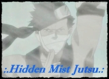 [TRV] Ninpou: Hidden Mist Jutsu! Zabuza.[BOX]