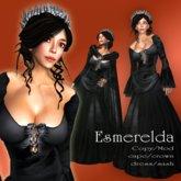 ...~L&S~Esmerelda_Medieval Gown_boxed