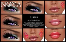 **NOYA**- [1 week PROMO] SUMMER - 47  Make Ups = 47 different combinations