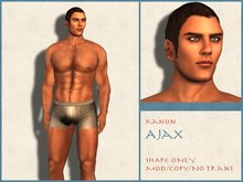 Kanon Male Shape - Ajax