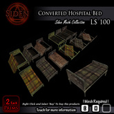 Converted Hospital Bed