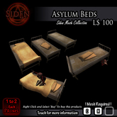 Asylum Beds