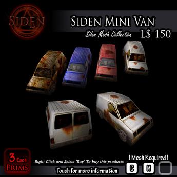 Siden Mini Van