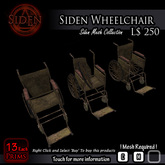 Siden Wheelchair