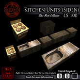 Kitchen Units (Siden)