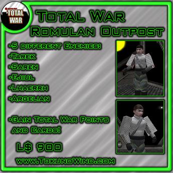 Total War Romulan Spawner