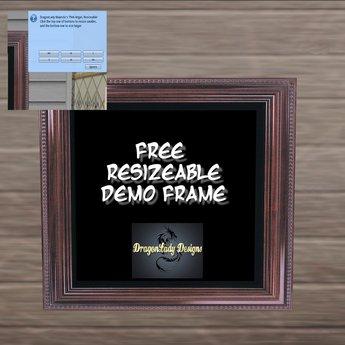 Free Frame Demo
