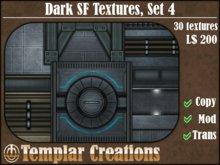 Dark SF Textures - Set 4