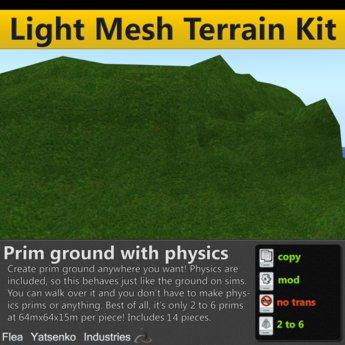 [FYI] Light Mesh Terrain Kit (copy/mod)