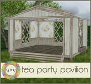 [SPRY] tea party pavilion