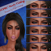 [CPS] Body Central - Eyebrow Shapers Fatpack