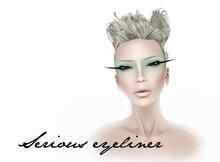 Boudoir -Serious Eyeliner