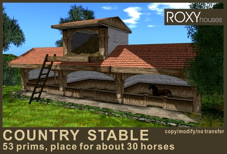 .:ROXY:. COUNTRY STABLE