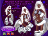 JETCITY - Raver Kitty > WHITE