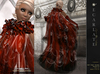 **Soldé/Sale Price** Calisse - Red -  Dress Gown Formal - Robe